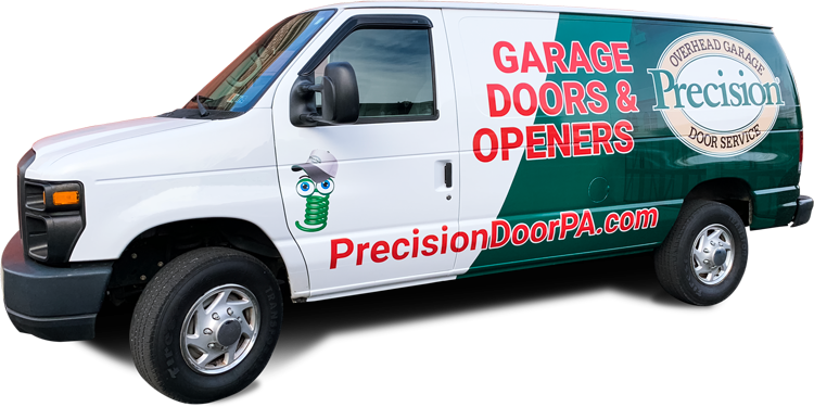 Precision Garage Door Service Central PA