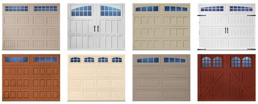 Choose The Right Material Style For Your Garage Door