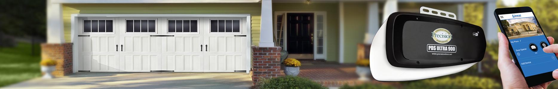 Precision Garage Door Service Openers Central Pa Garage